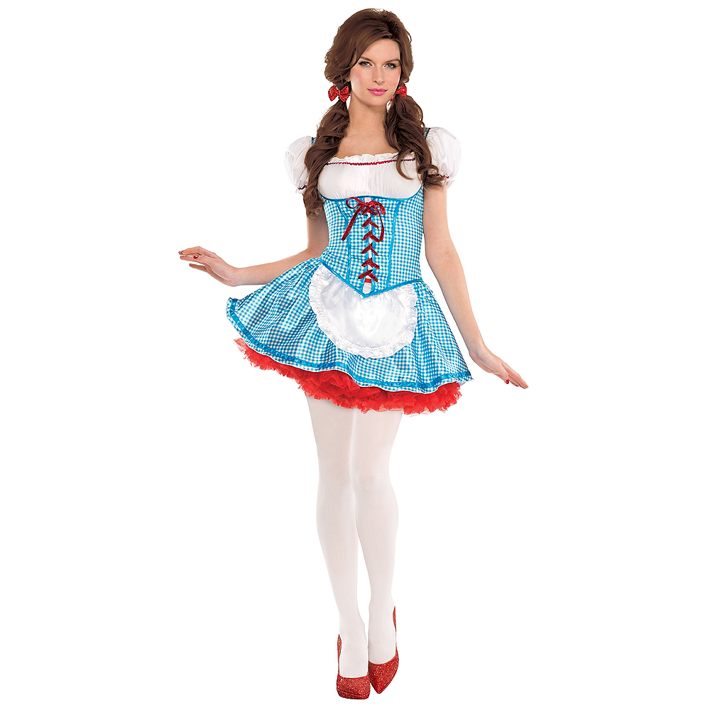 Adult Dorothy Costume - The Wizard of Oz Image #1