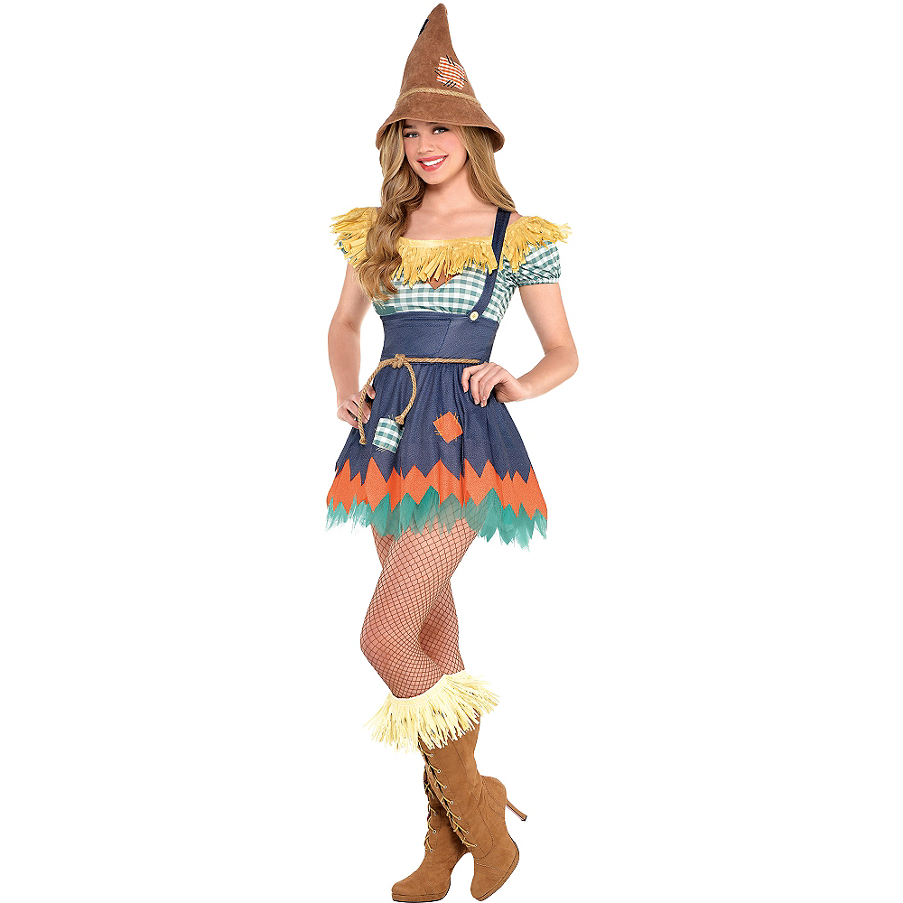 adult scarecrow costume the wizard of oz