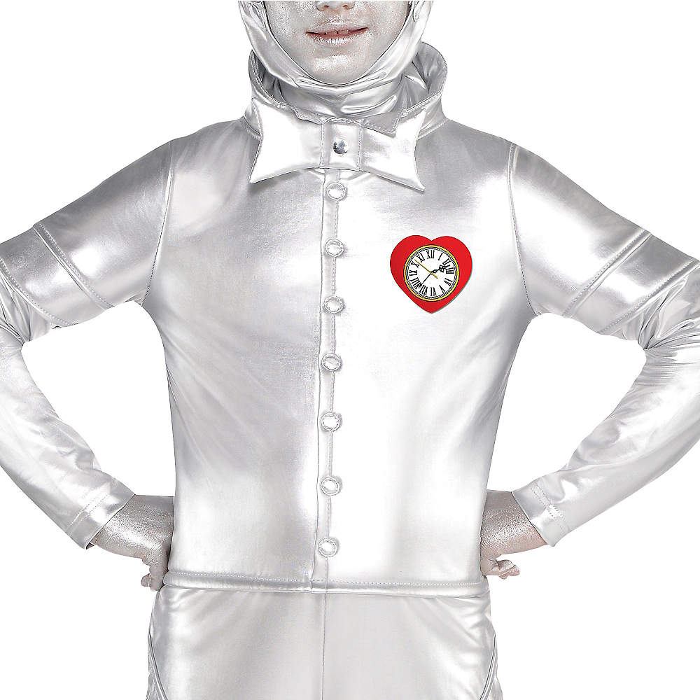 Nav Item for Boys Tin Man Costume - The Wizard of Oz Image #3