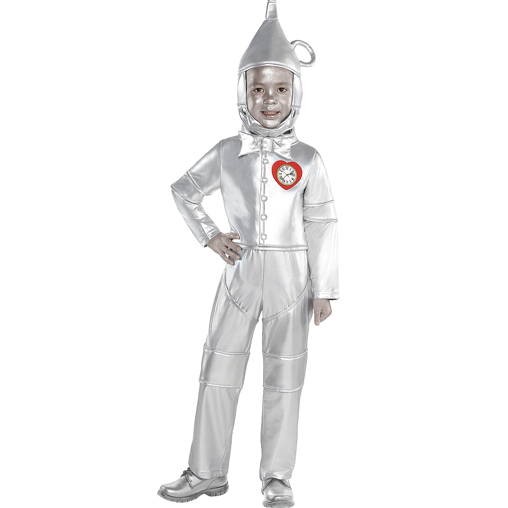9bc29e9bc3a4d Nav Item for Toddler Boys Tin Man Costume - The Wizard of Oz Image  1 ...