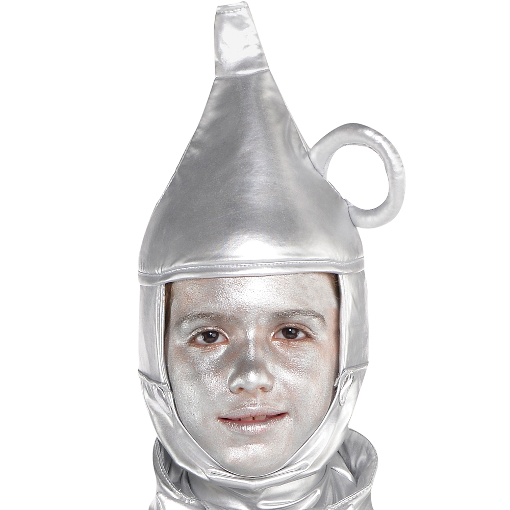 Nav Item for Toddler Boys Tin Man Costume - The Wizard of Oz Image #2