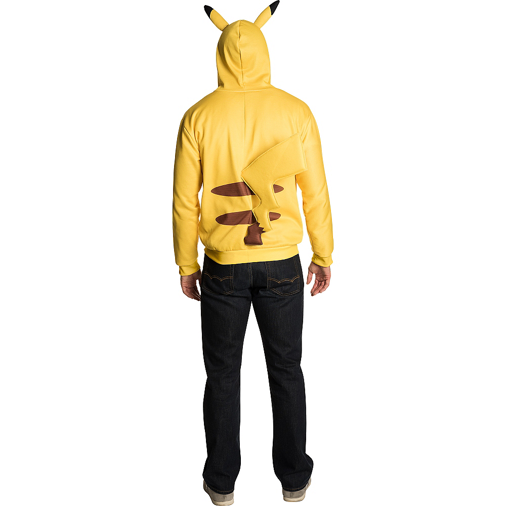 Pikachu Zip-Up Hoodie - Pokemon Image #2