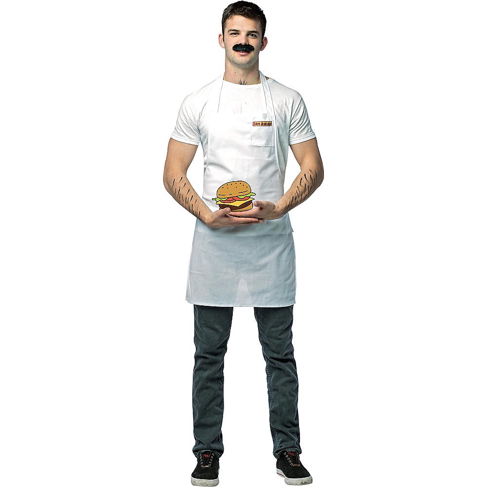 Adult Bob Costume - Bob's Burgers Image #1