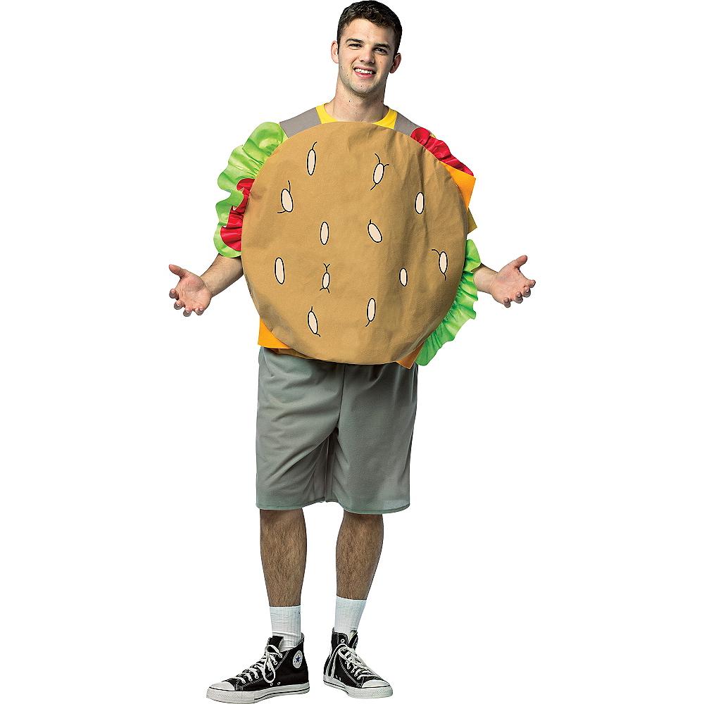 Adult Gene Costume - Bob's Burgers Image #1