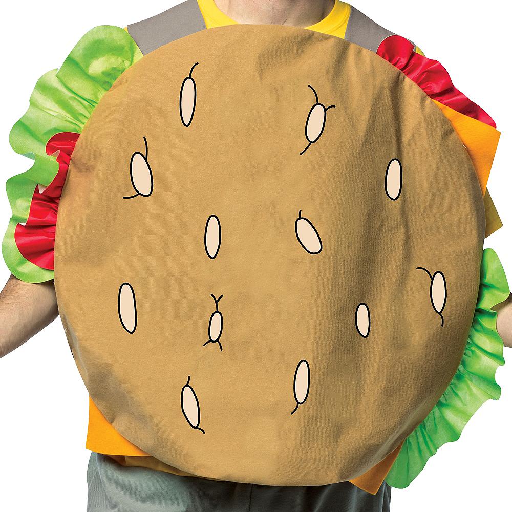 Adult Gene Costume - Bob's Burgers Image #2
