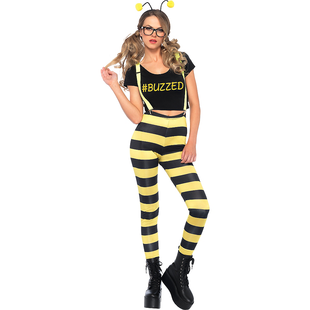 adult love bug bumblebee costume