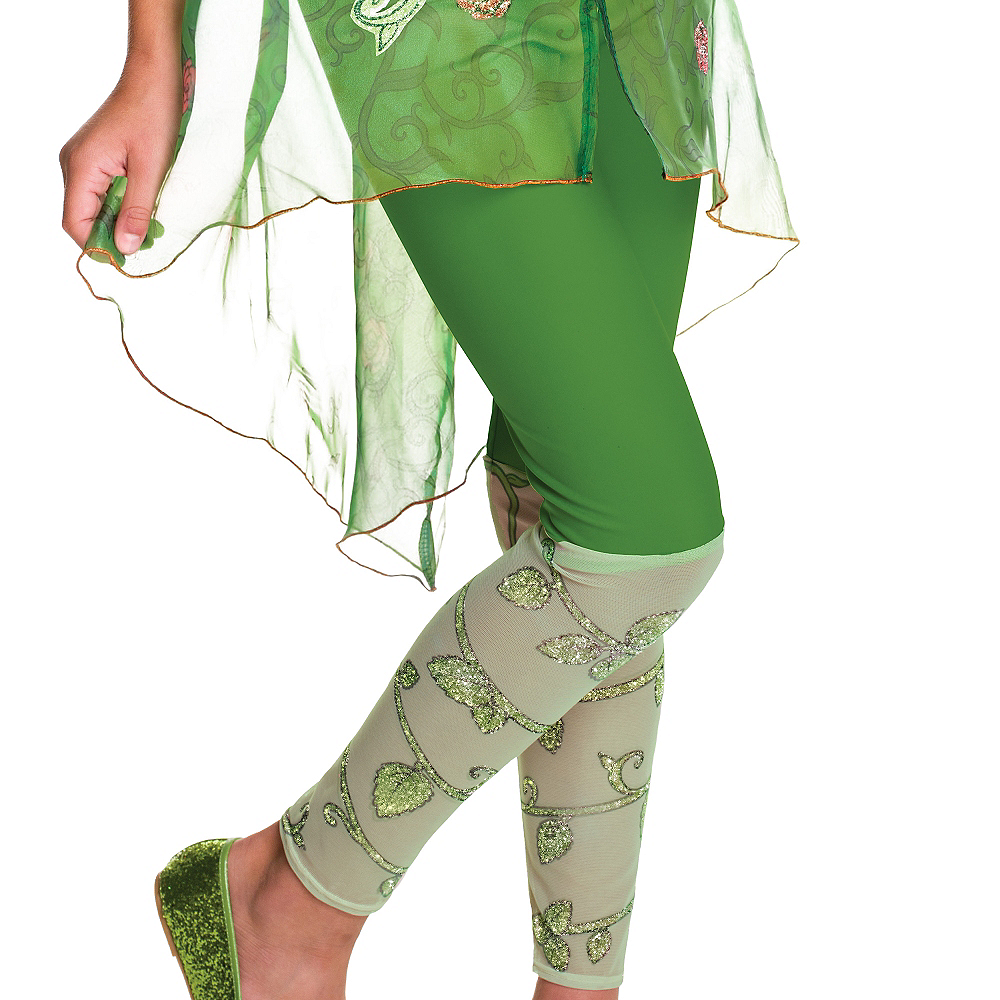 Poison Ivy Costume Girls - DC Super Hero Girls Image #3