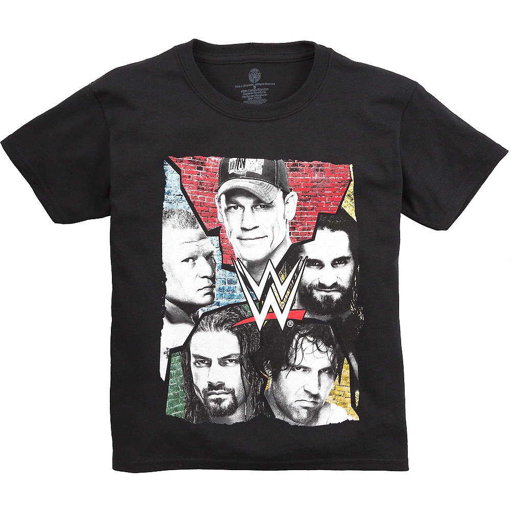 WWE T-Shirt | Party City