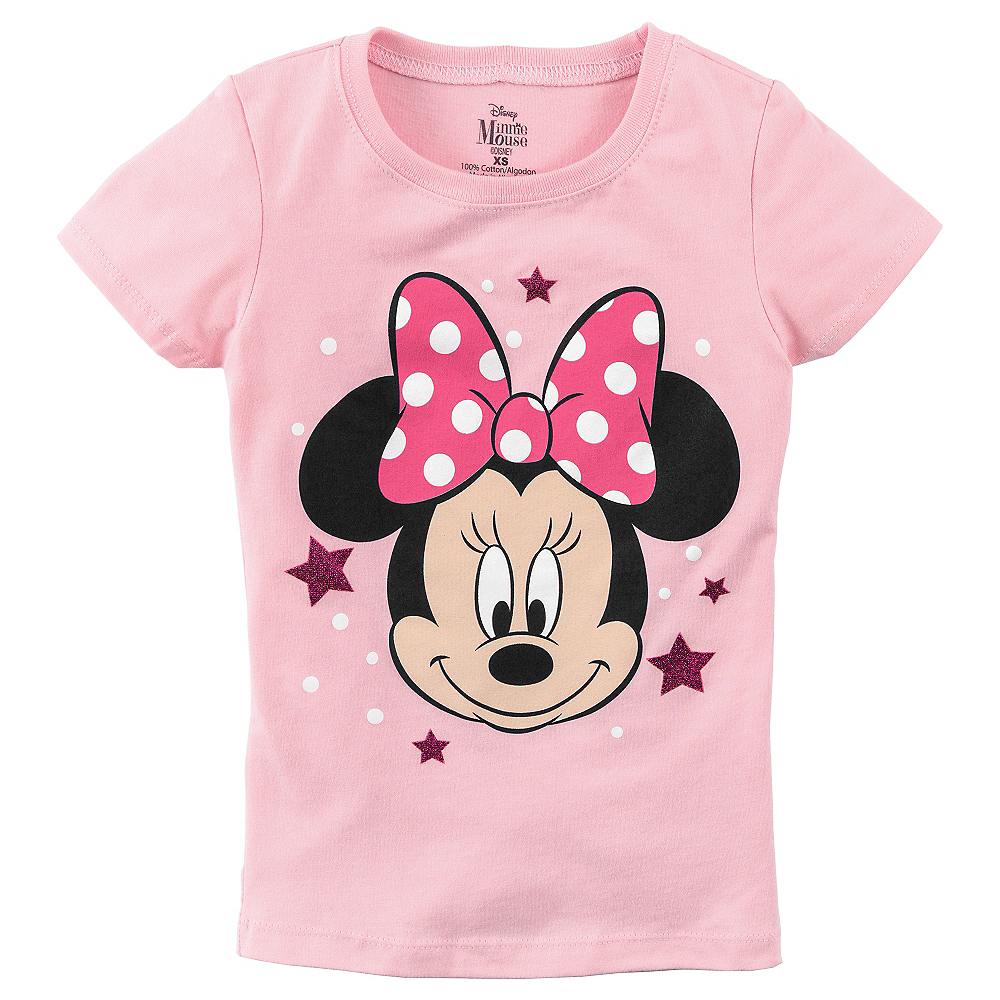 9dfe86def Pink Minnie Mouse T-Shirt | Party City