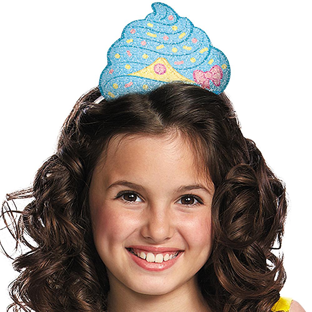 Girls Cupcake Queen Costume - Shopkins Image #2