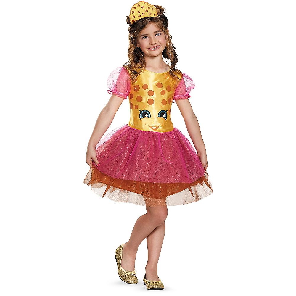 Girls Kooky Cookie Costume - Shopkins Image #1