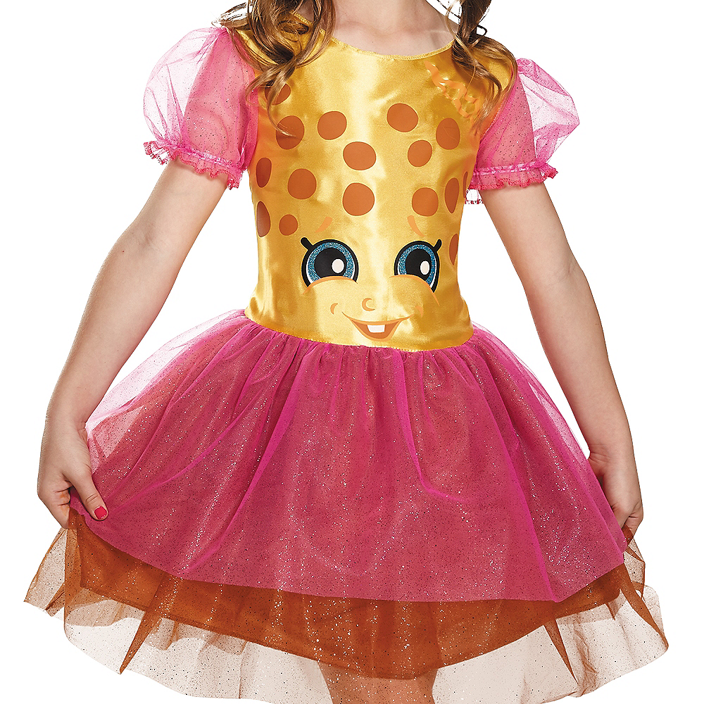 Girls Kooky Cookie Costume - Shopkins Image #2