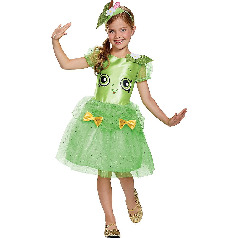 Girls Apple Blossom Costume - Shopkins Image #1