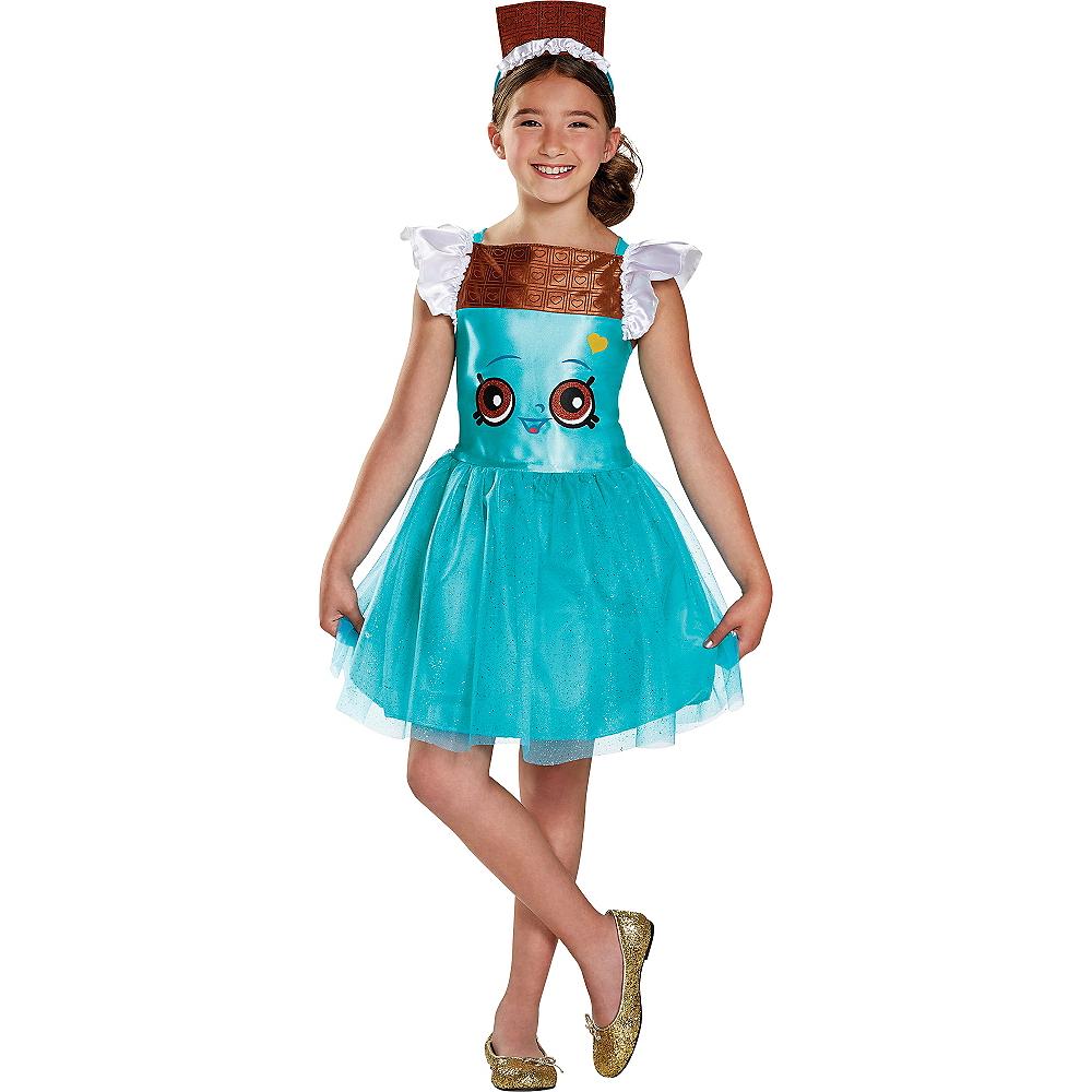 Girls Cheeky Chocolate Costume - Shopkins Image #1