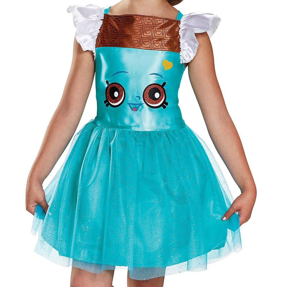 Girls Cheeky Chocolate Costume - Shopkins Image #2
