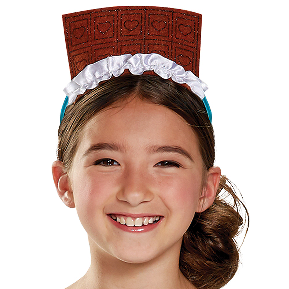 Girls Cheeky Chocolate Costume - Shopkins Image #3