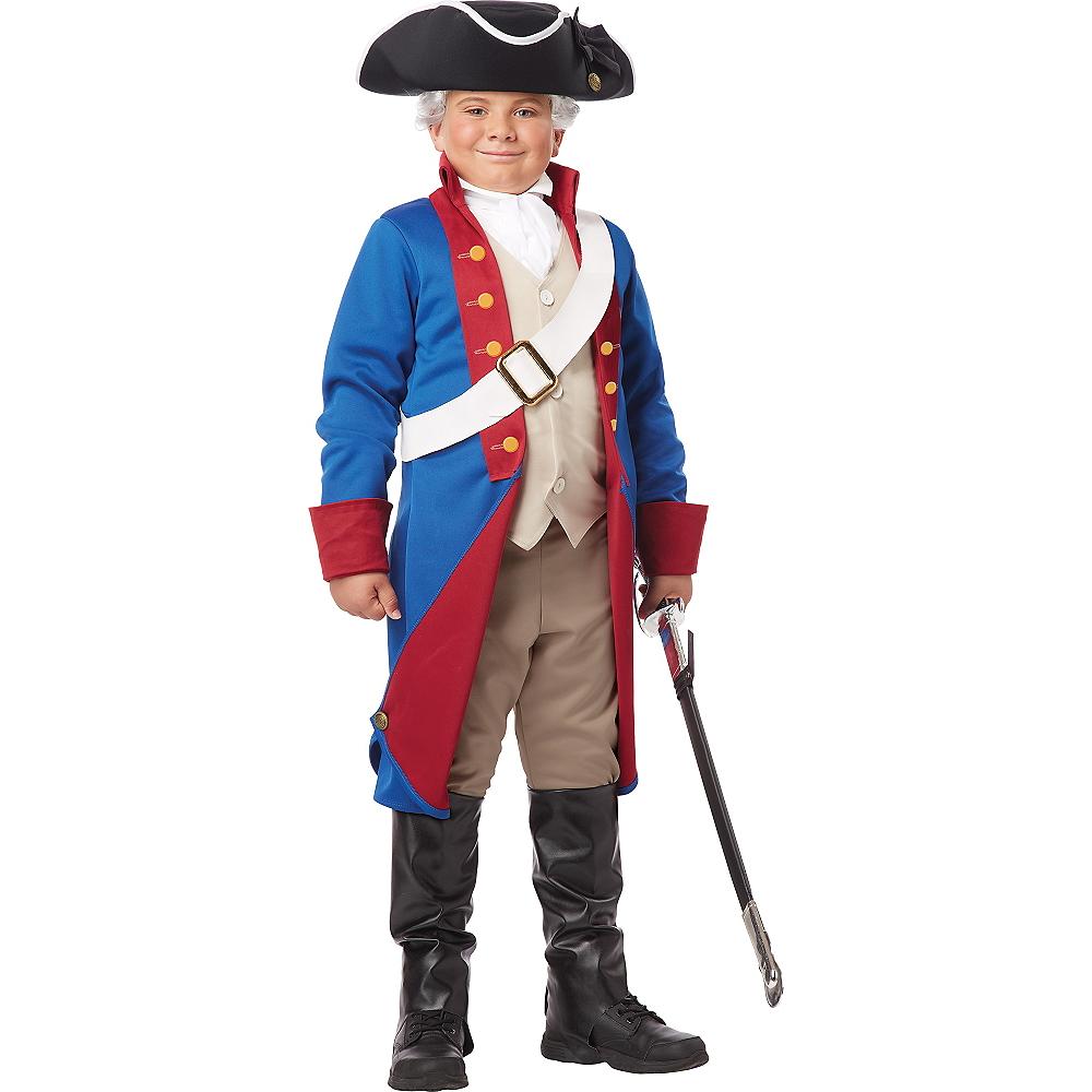 Boys American Patriot Costume Image #1
