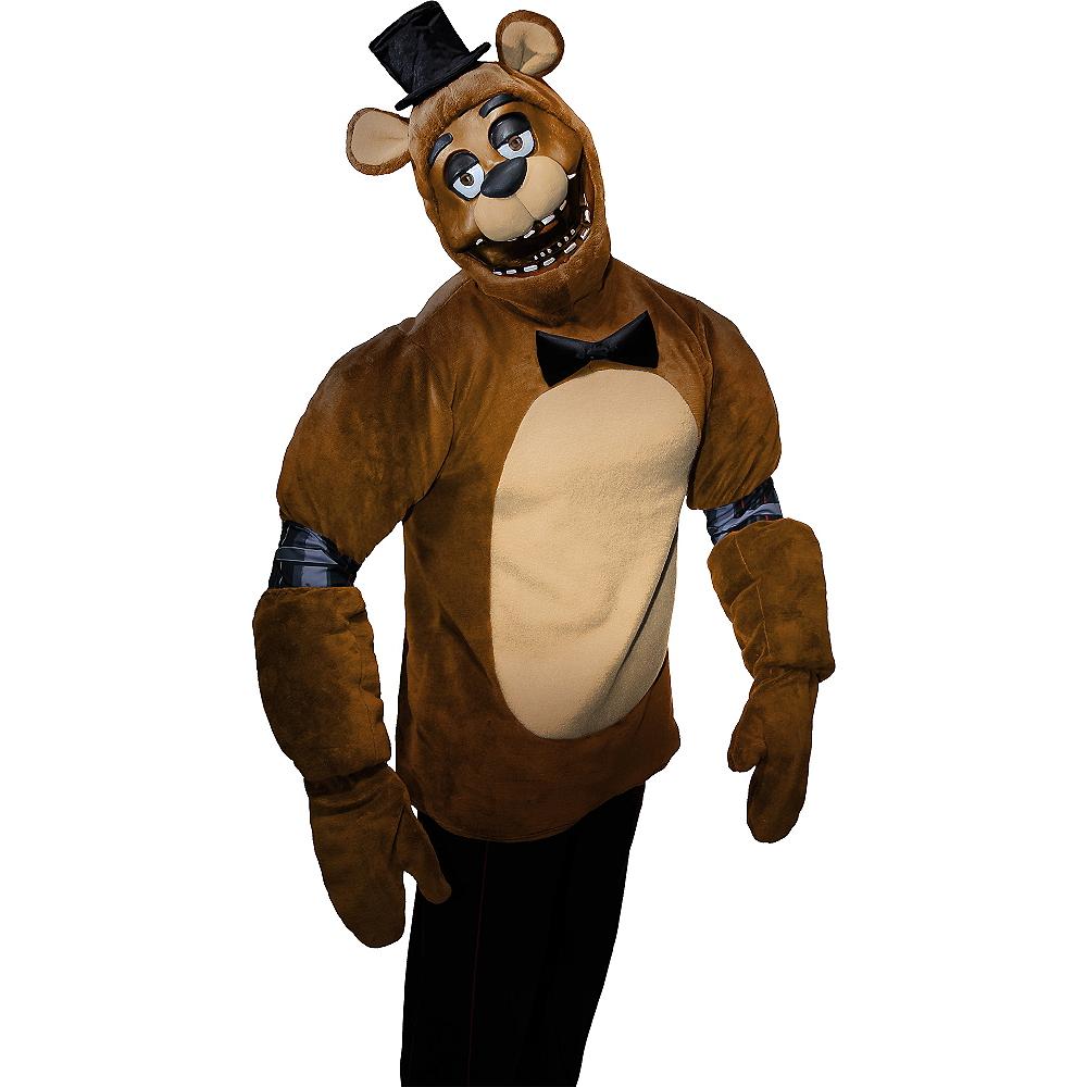 Teen Freddy Fazbear Costume - Five Nights at Freddy's Image #1