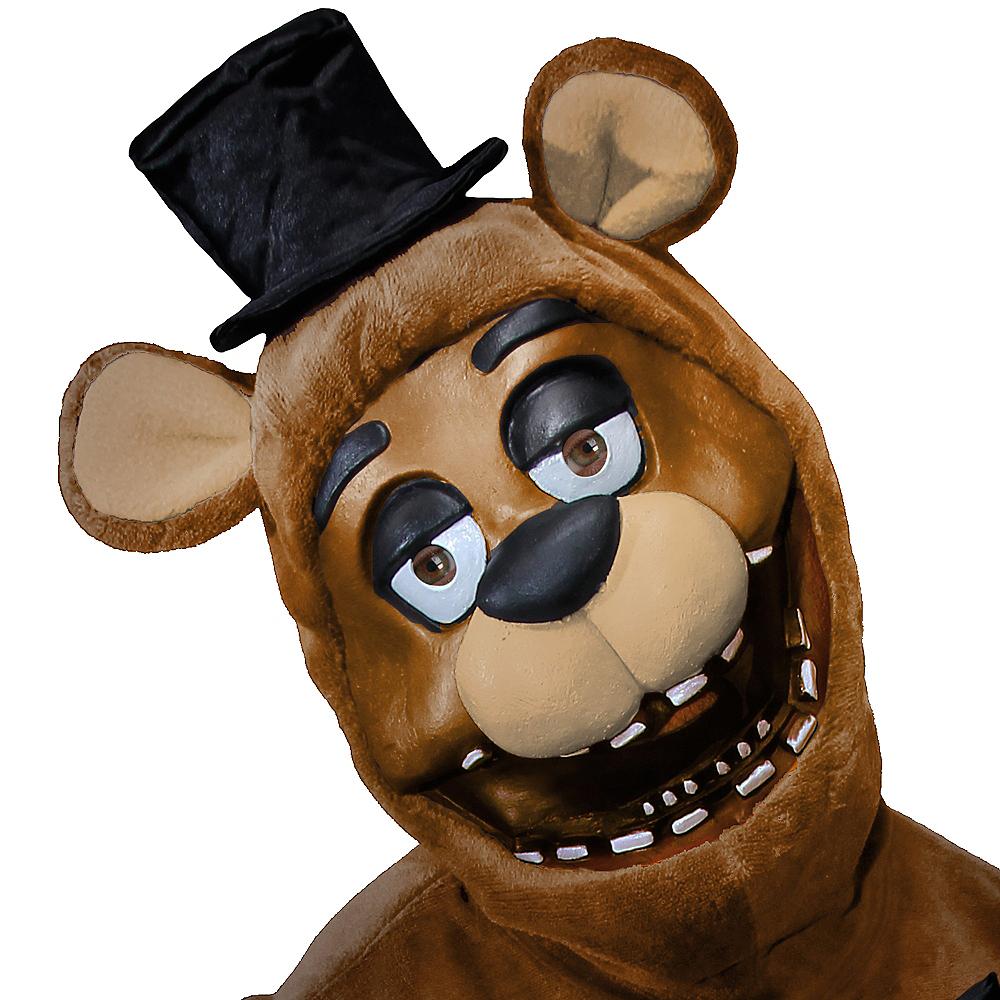 Teen Freddy Fazbear Costume - Five Nights at Freddy's Image #4