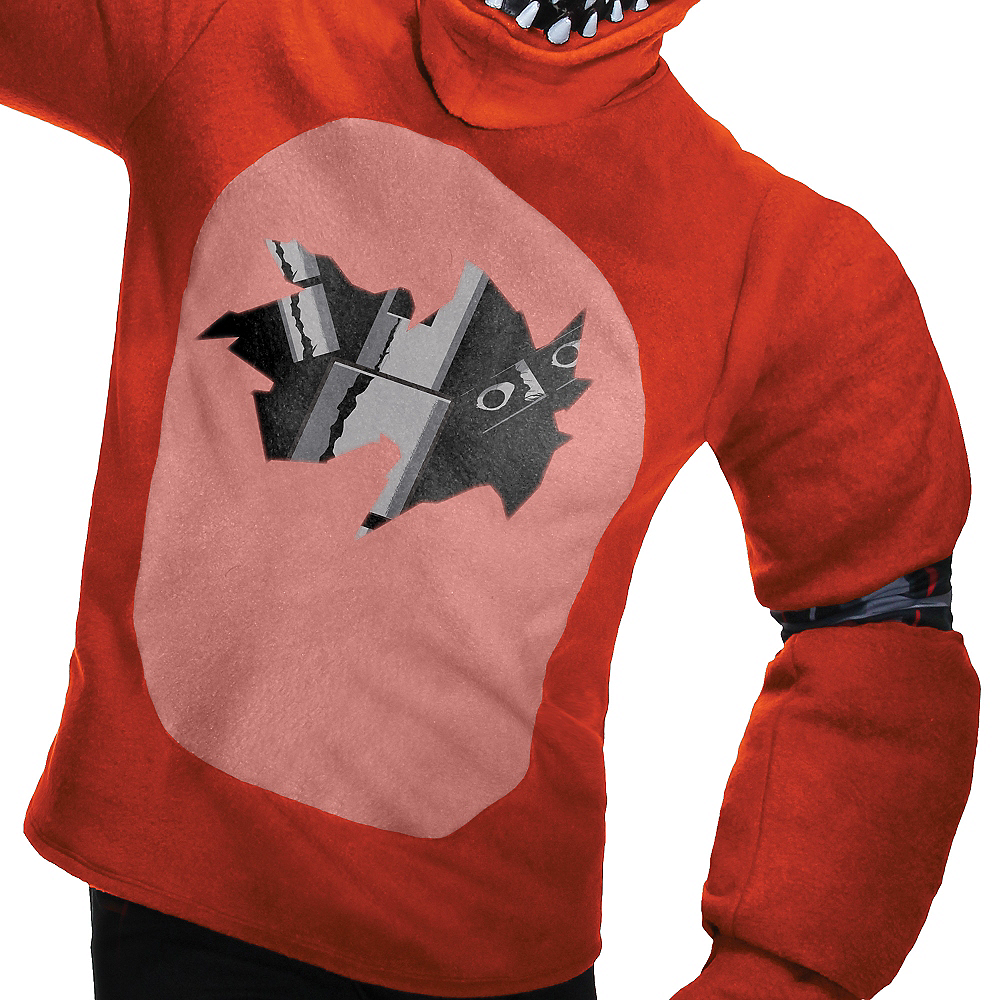 Teen Foxy Costume - Five Nights at Freddy's Image #2
