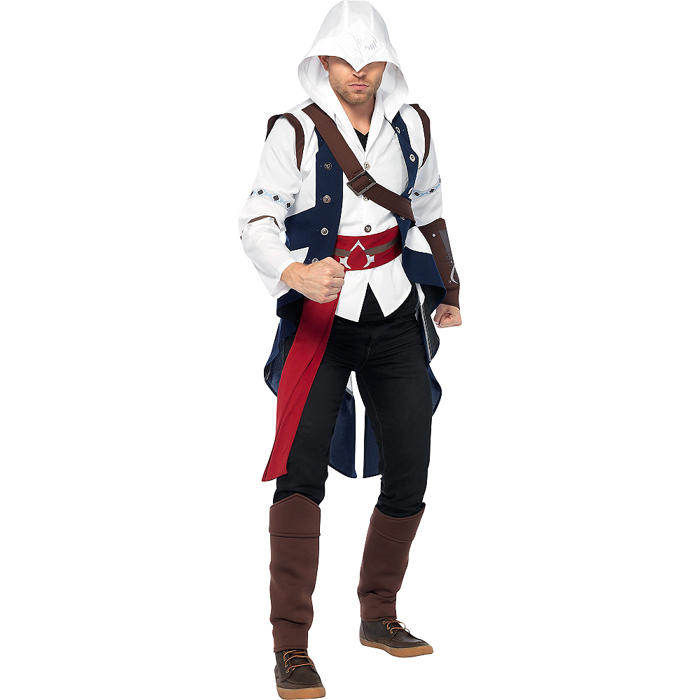 Adult Connor Costume - Assassin's Creed Image #1