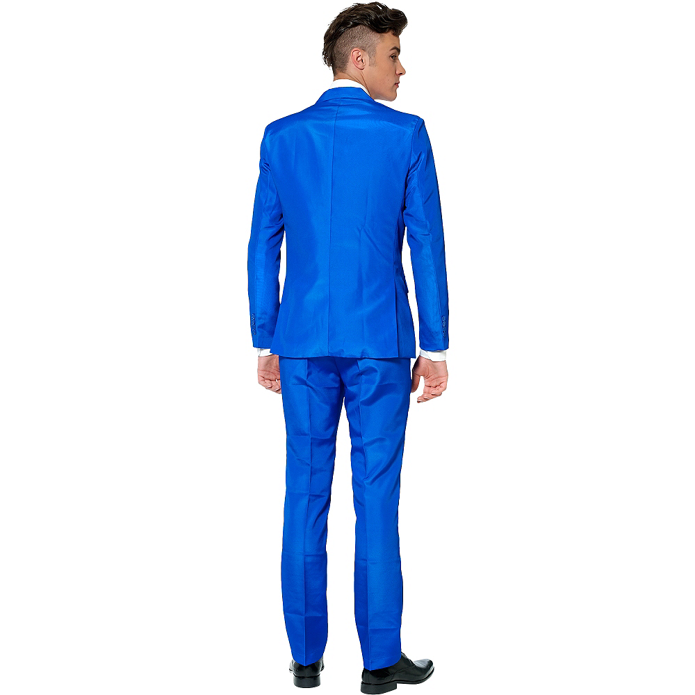 Nav Item for Adult Blue Suit Image #2