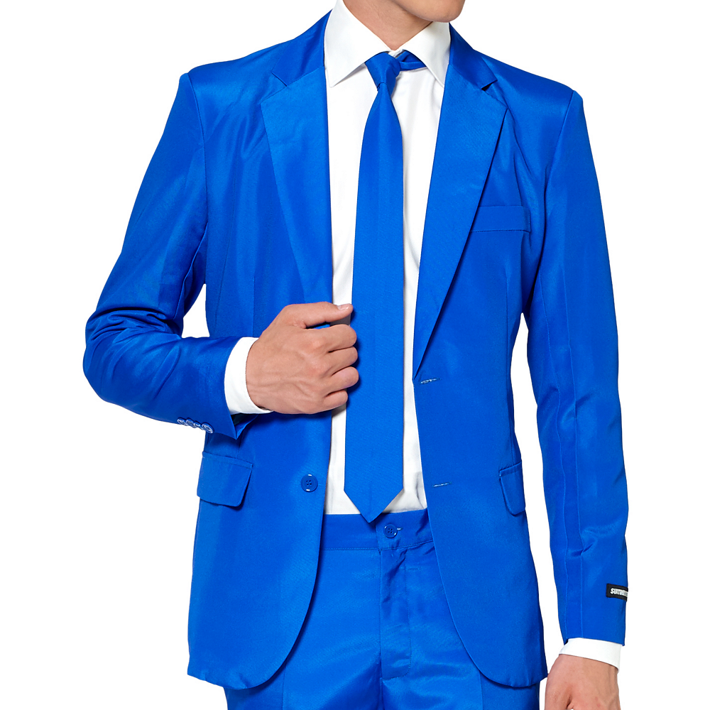 Nav Item for Adult Blue Suit Image #3