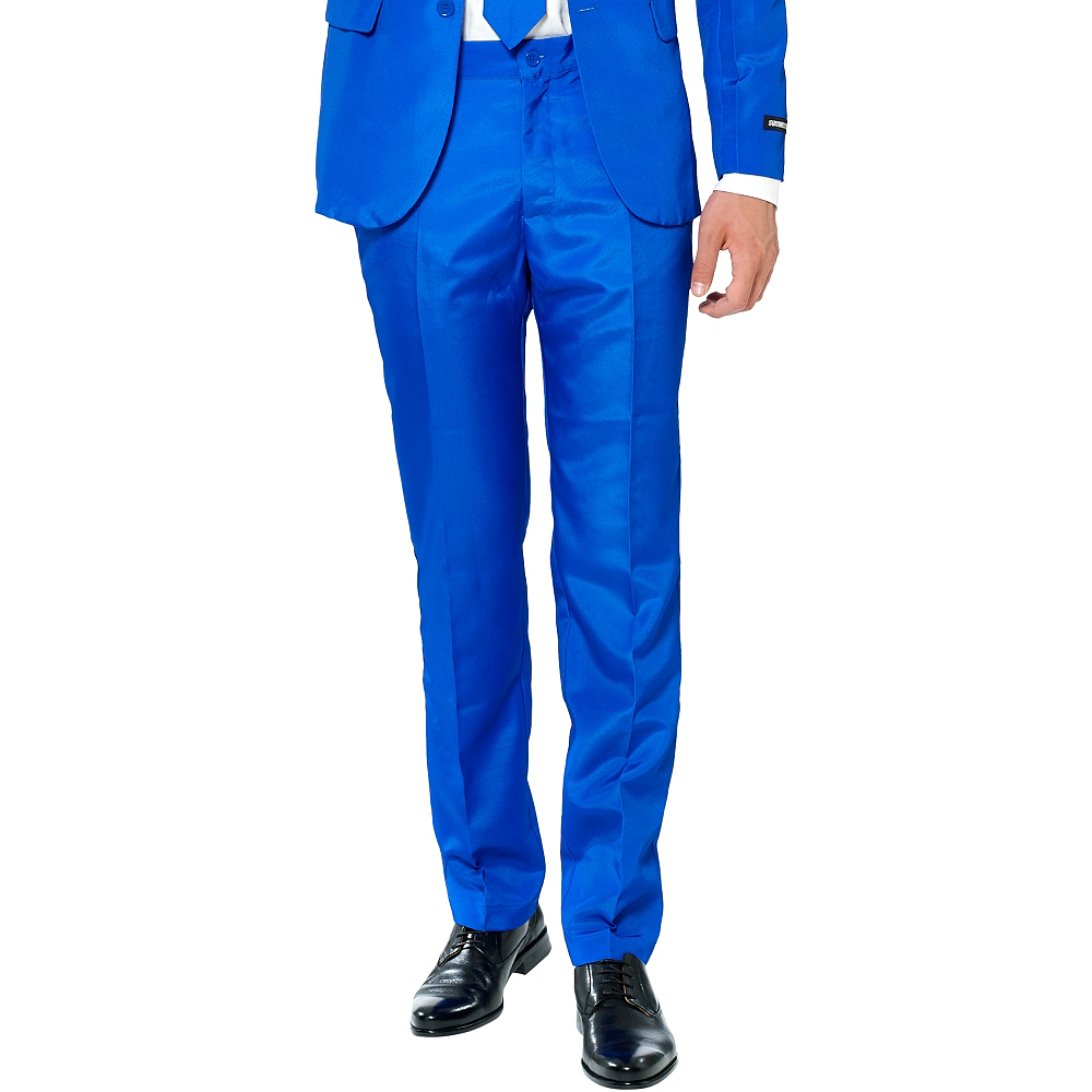 Nav Item for Adult Blue Suit Image #4
