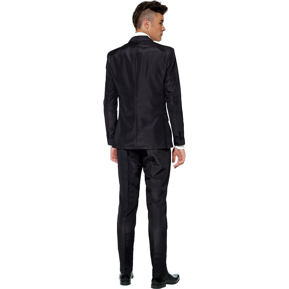 Adult Black Suit Image #2