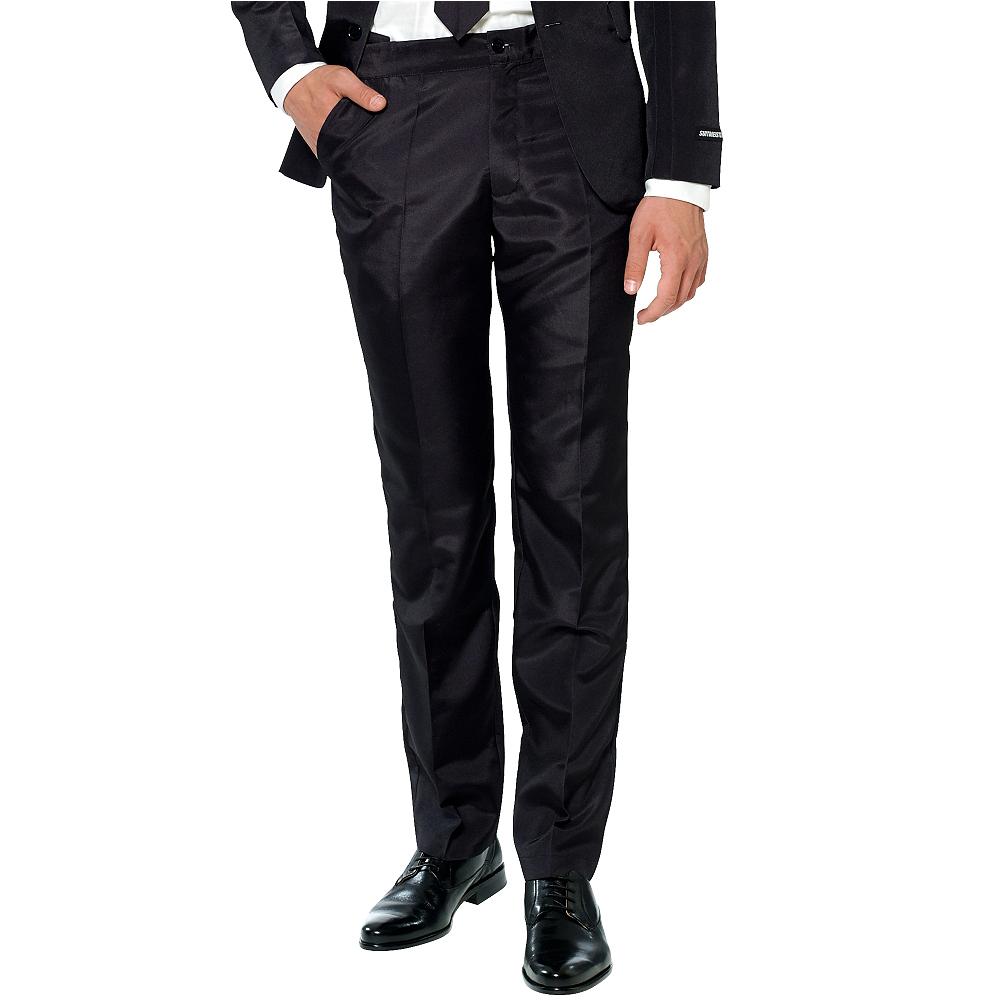 Adult Black Suit Image #4