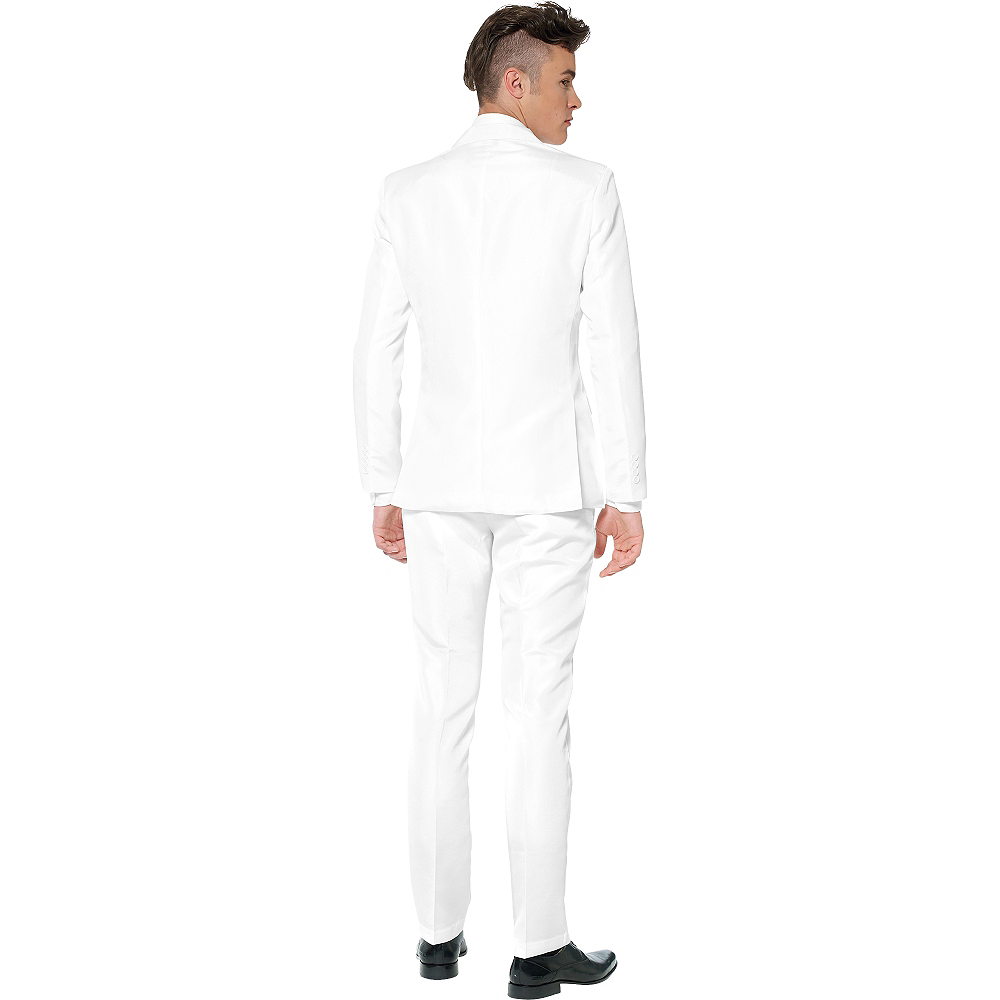 Nav Item for Adult White Suit Image #2