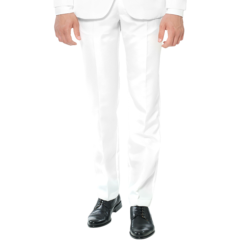 Nav Item for Adult White Suit Image #4