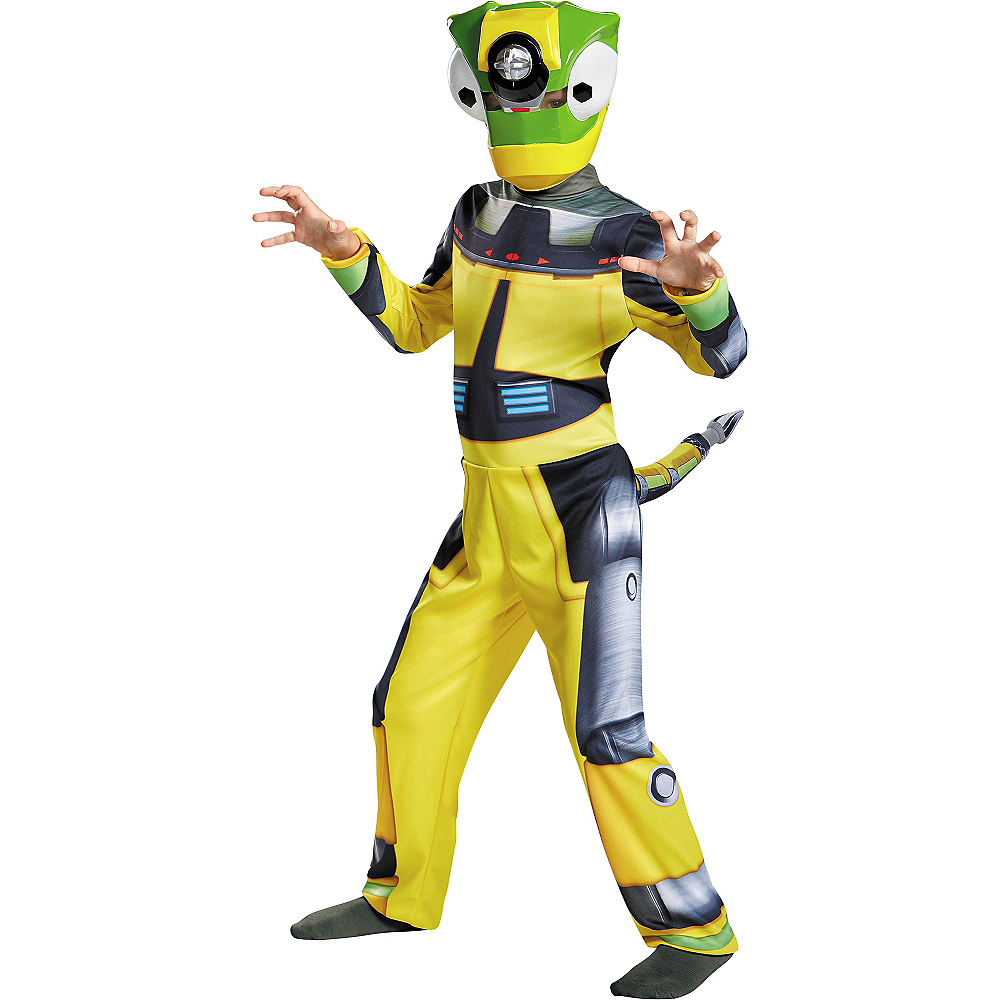 Toddler Boys Revvit Costume - Dinotrux Image #1