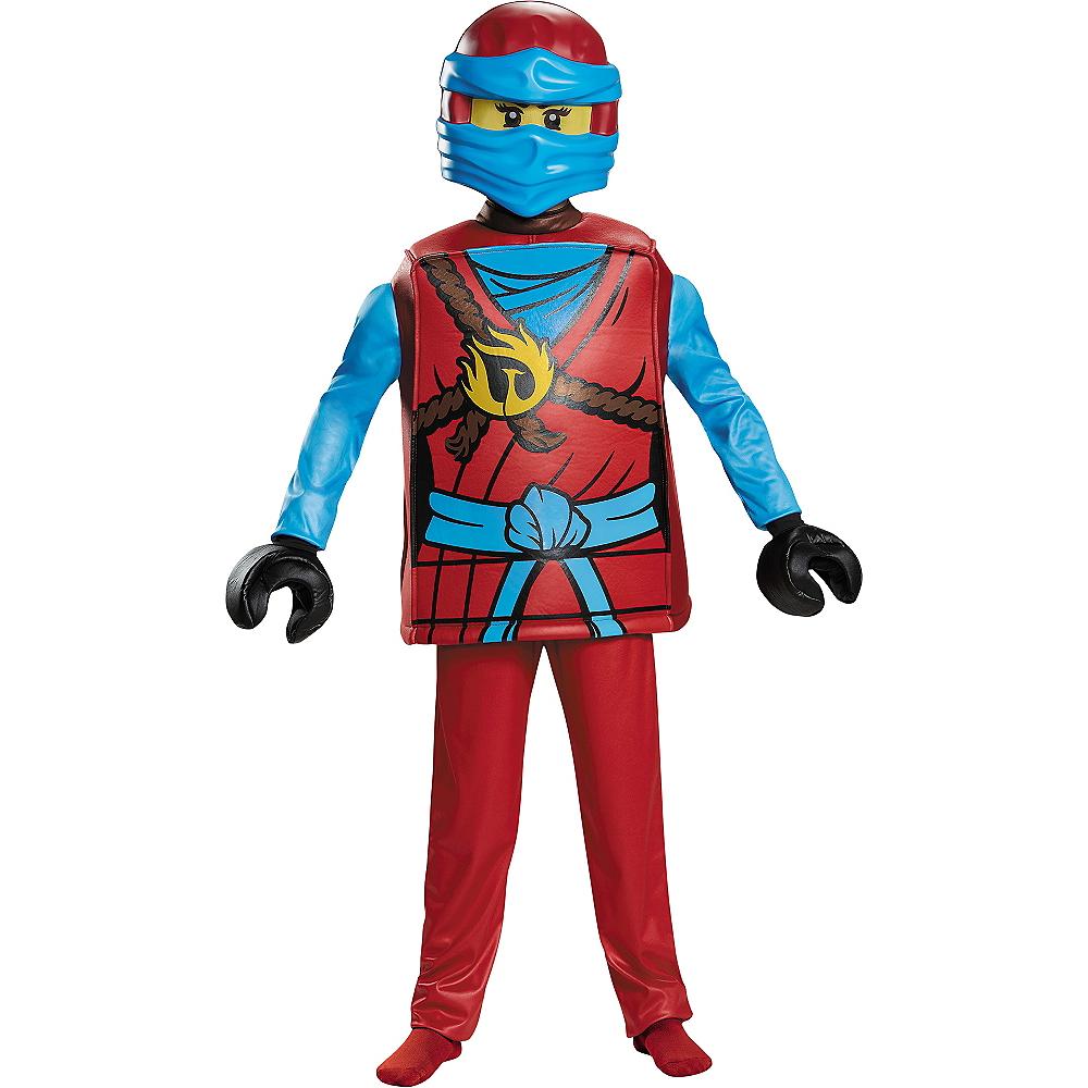 Girls Nya Costume - Lego Ninjago Image #1