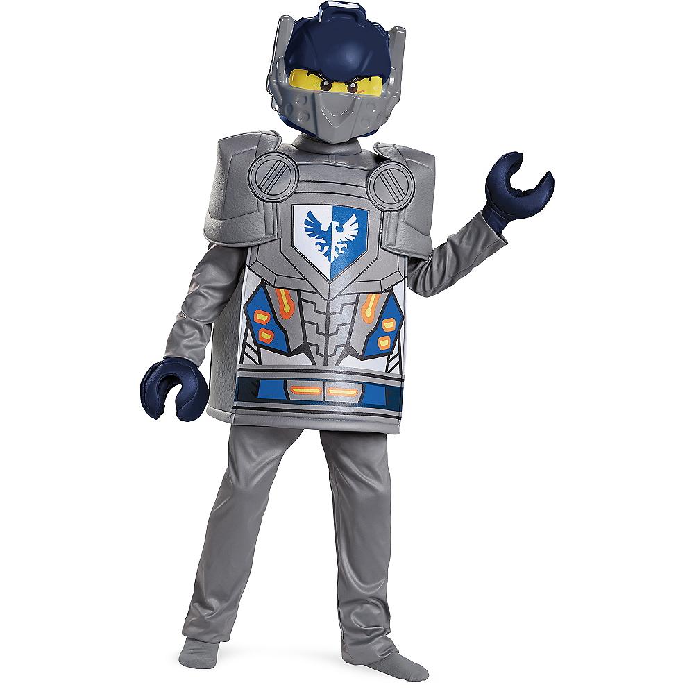Boys Clay Costume - Lego Nexo Knights Image #1