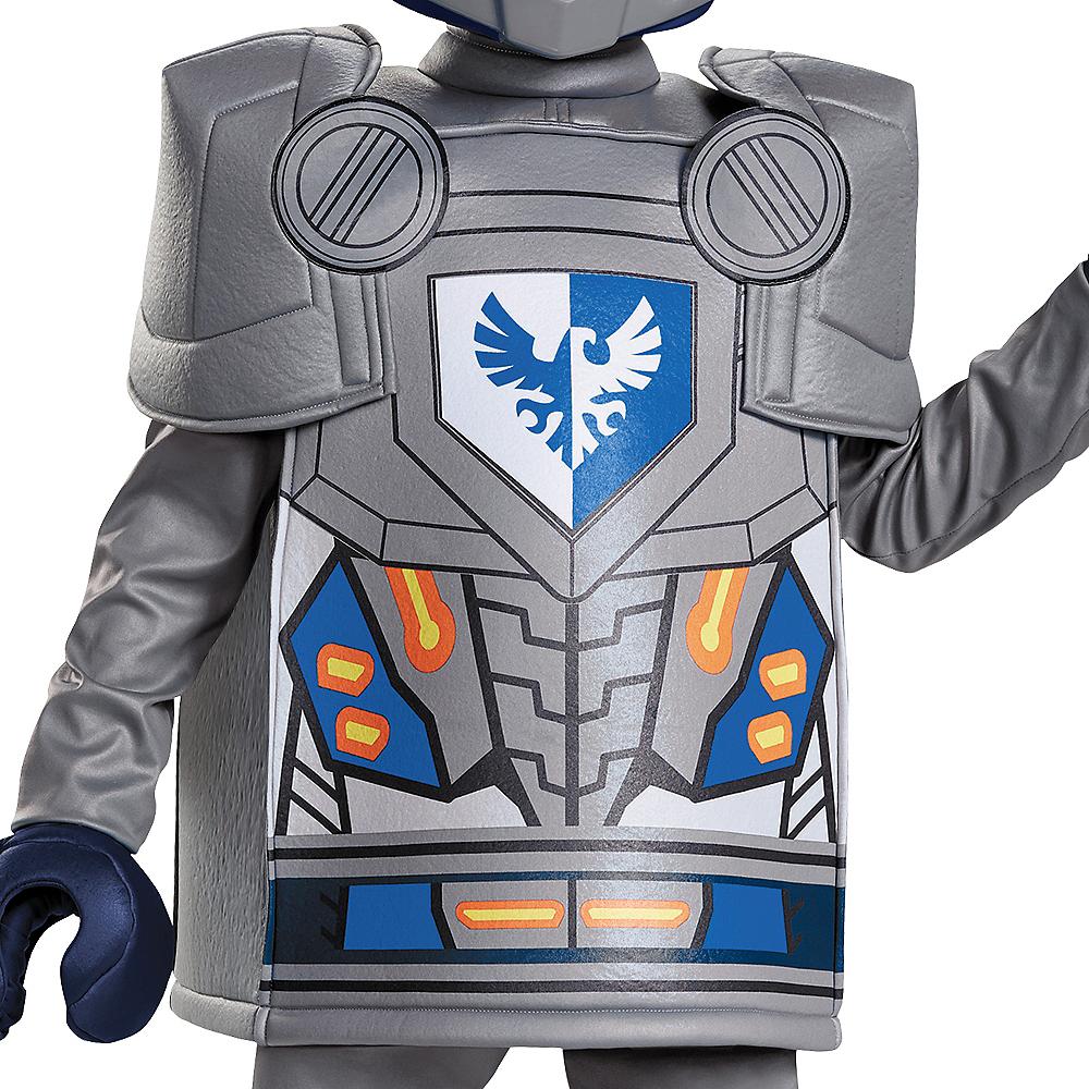 Boys Clay Costume - Lego Nexo Knights Image #4