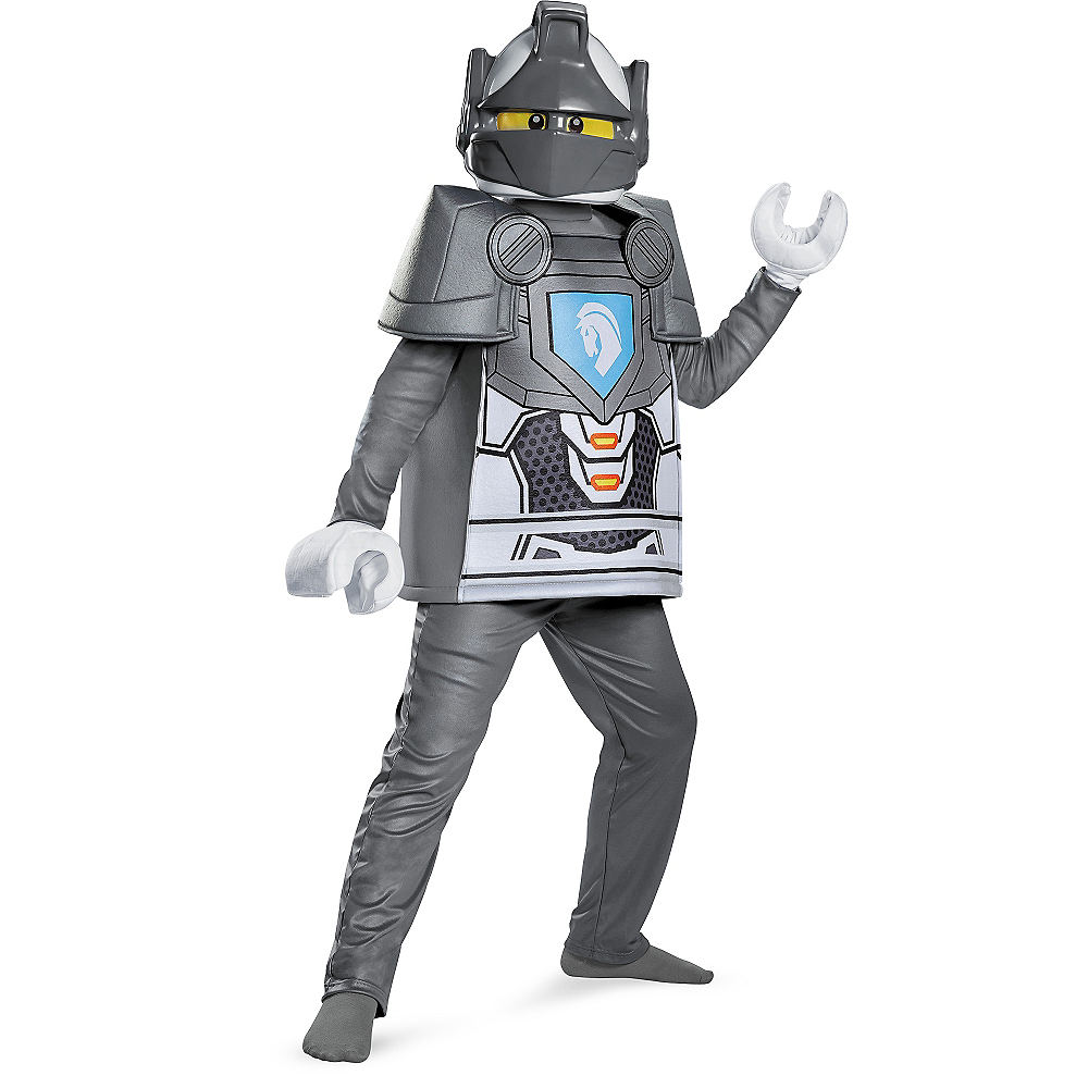 Boys Lance Costume - Lego Nexo Knights Image #1