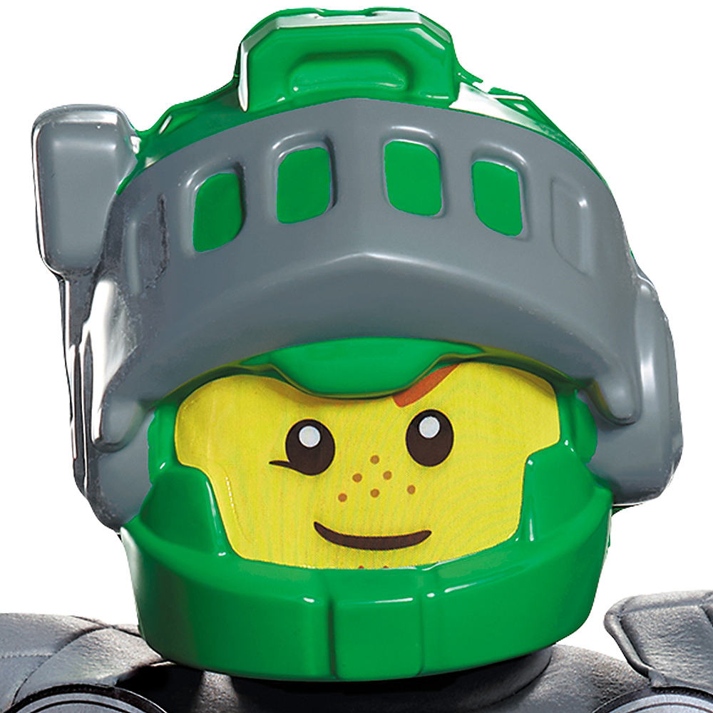 Nav Item for Boys Aaron Costume - Lego Nexo Knights Image #2