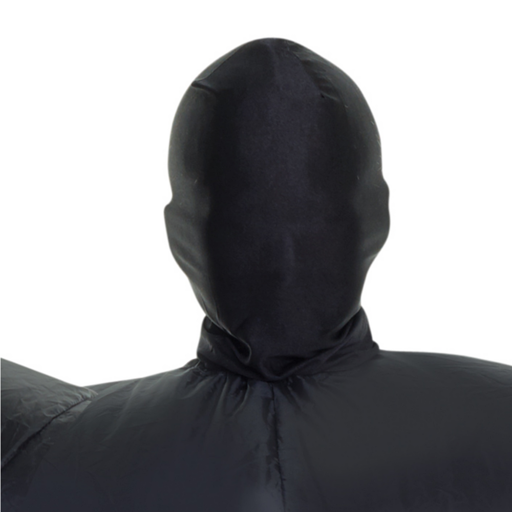 Child Inflatable Black Morphsuit Image #2