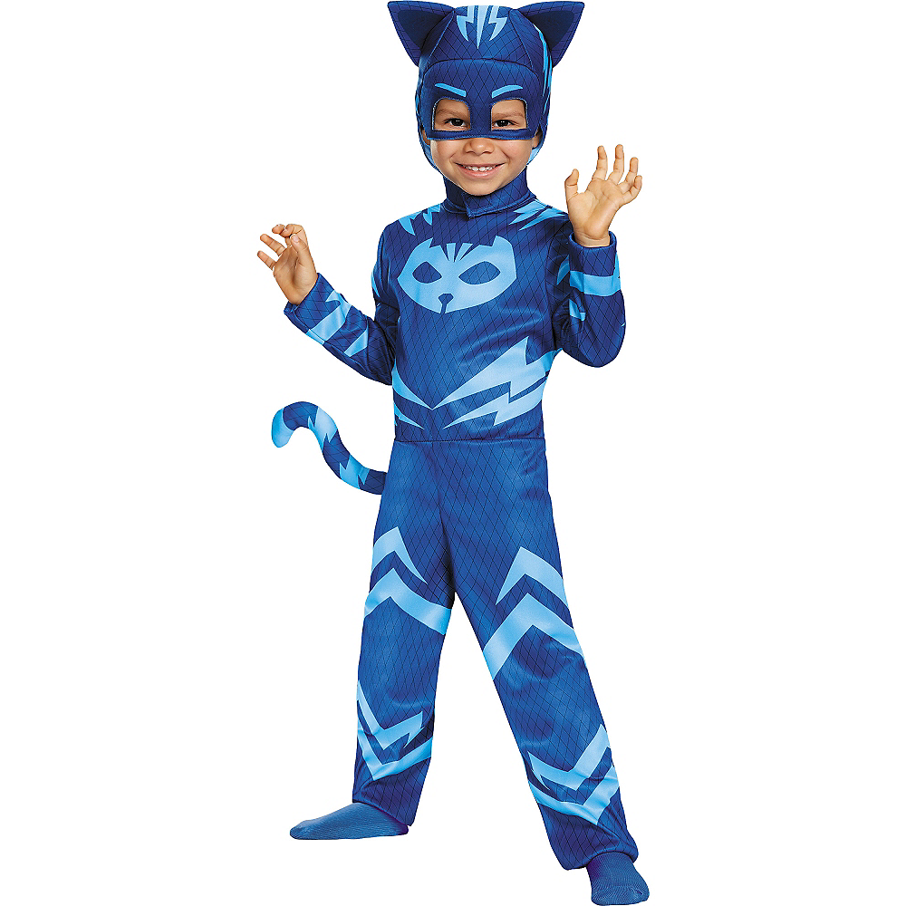 Toddler Boys Catboy Costume - PJ Masks Image #1