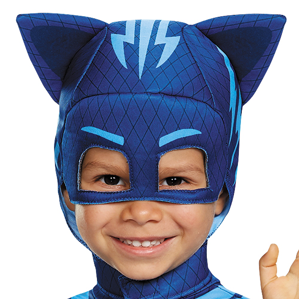Toddler Boys Catboy Costume - PJ Masks Image #2