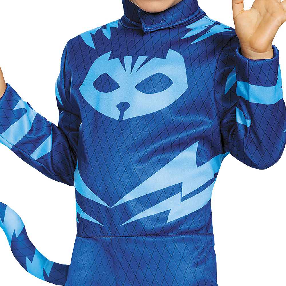 Toddler Boys Catboy Costume - PJ Masks Image #3