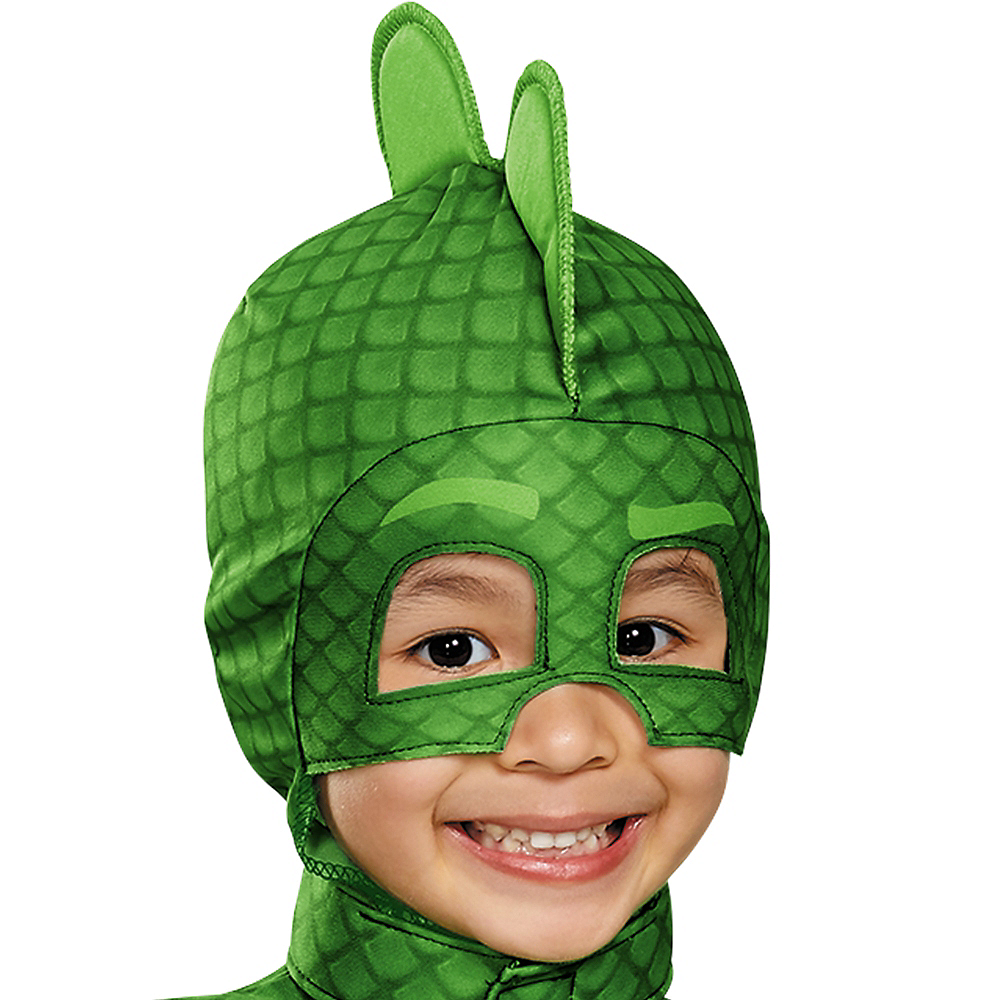 Toddler Boys Gekko Costume - PJ Masks Image #2