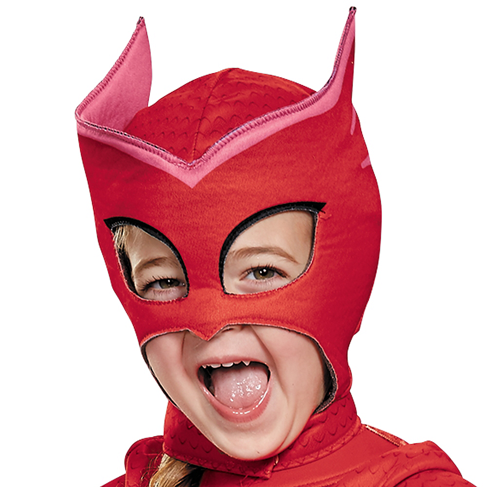 Toddler Girls Owlette Costume - PJ Masks Image #2