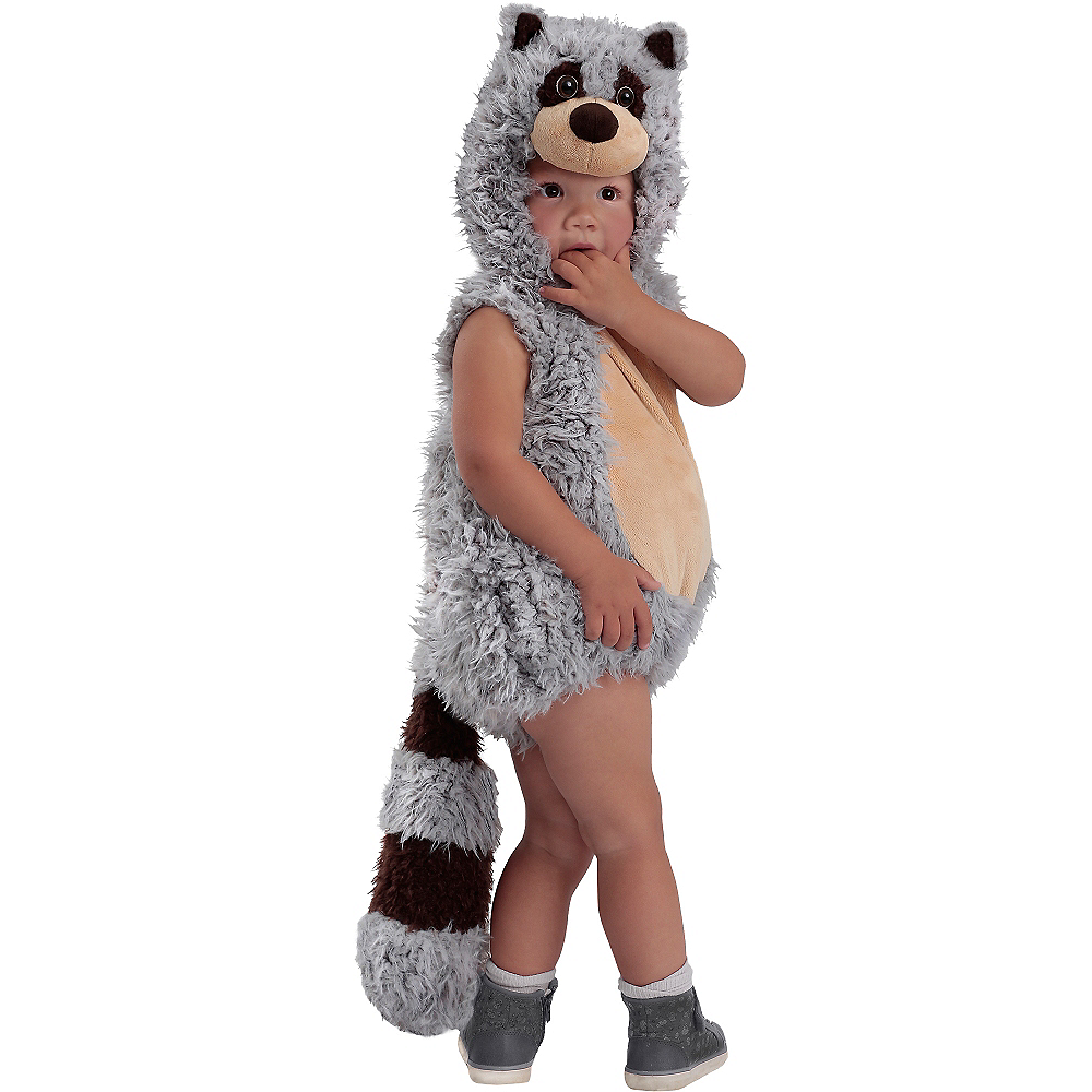 4a3cab3298c Baby Ryder Raccoon Costume Image  1 ...