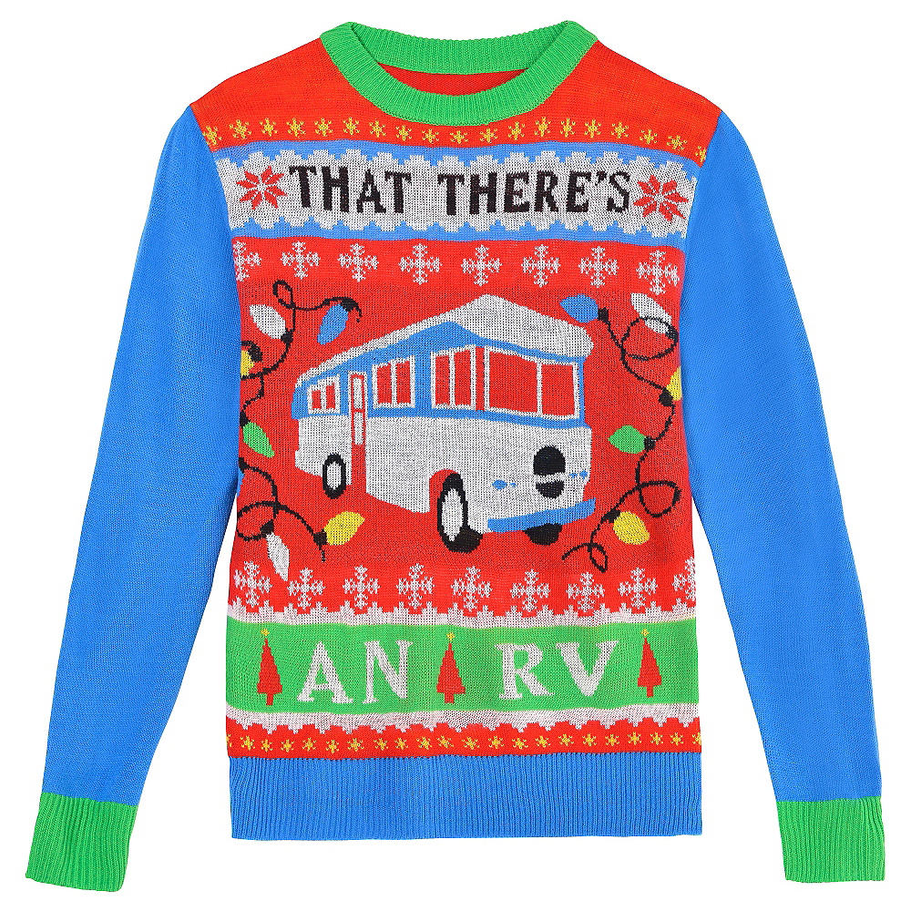 Christmas Vacation Rv.National Lampoon S Christmas Vacation Rv Ugly Christmas Sweater