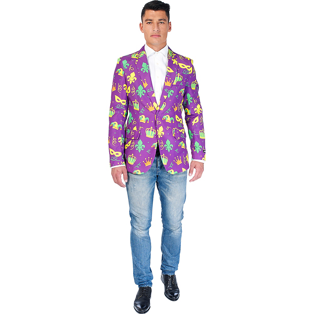 Nav Item for Mardi Gras Jacket Image #2