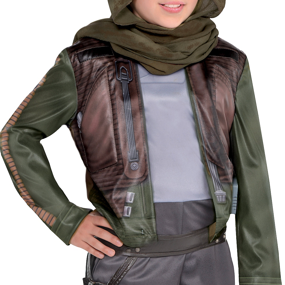 Girls Jyn Erso Costume - Star Wars Rogue One Image #2