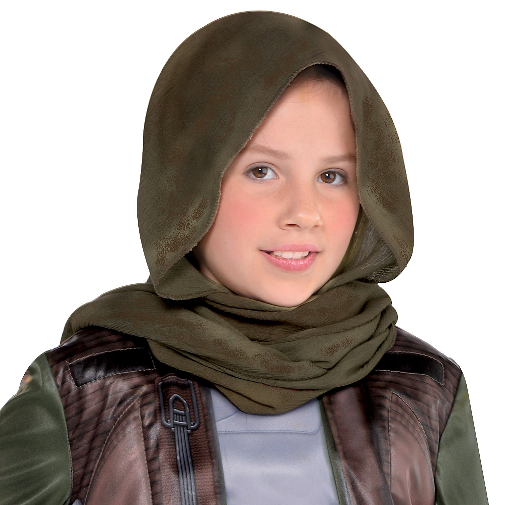 Girls Jyn Erso Costume - Star Wars Rogue One Image #3