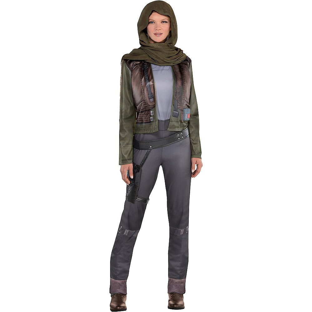 Adult Jyn Erso Costume - Star Wars Rogue One Image #1